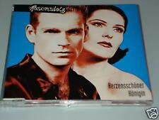 ROSENSTOLZ HERZENSSCHÖNER PICTURE DISK MAXI CD / KÖNIGIN / DUNKLE WOLKEN MIX