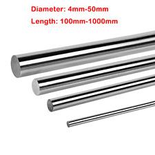 Cylinder Rail Linear Shaft Dia 4mm - 50mm Smooth Rod Optical Axis Various Length