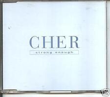 cher - strong enough promo cd