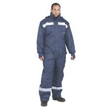 Winter Waterproof Coverall Overall Boilersuit Pack Away Hood Work Outdoors CS12