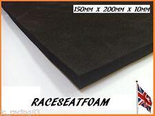 Trackday carrera asiento de espuma (bum/back parada Pad), 10 mm de espesor, Auto Adhesivo
