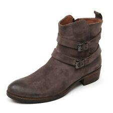 C1266 stivaletto bimba MOMINO MILANO OIL scarpa stivale tortora boot shoe kid