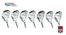 MEN'S MAG-XS HYBRID IRON SET #3,4,5,6,7,8,9 Steel Shafts Pick Length + Flex USA
