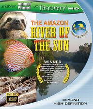 The Amazon: River Of The Sun (Blu-ray Disc, 2009)