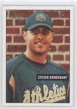 2005 Bowman Heritage #288 Steven Bondurant Midland RockHounds RC Rookie Card