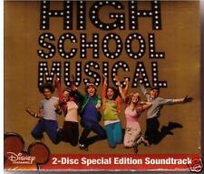 High School Musical-2006-Original Movie Soundtrack 2 CD