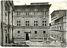 PIENZA - PALAZZI PICCOLOMINI E AMMANNATI (SIENA) 1955