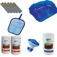 Suds Online Swimming Pool Chemicals- Chlorine Tablets Granules Algaecide Liquid