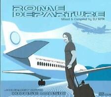 DJ MFR - ROME DEPARTURE [DIGIPAK] USED - VERY GOOD CD