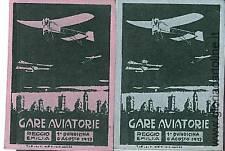 REGGIO EMILIA: AVIAZIONE - VIGNETTE d'Epoca: 1942