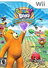 Lot of 30 Gummy Bears Magical Medallion (Nintendo Wii, 2011) New