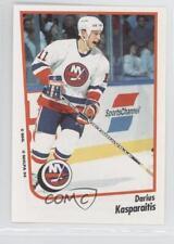 1994 Panini Album Stickers #52 Darius Kasparaitis New York Islanders Hockey Card
