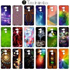 Custodia cover RIGIDA per Huawei Honor 6c Pro -  Design _539_556