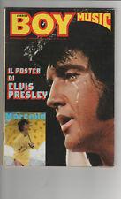 BOY MUSIC N.39 1979 MARCELLA PATTY PRAVO ELVIS PRESLEY