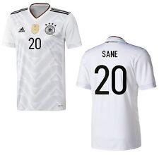 Trikot Adidas DFB 2017 Home Confed Cup - Sane [128 bis 3XL] Deutschland