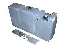 4WD WATER TANK. PRV80L-P-MK LONG WATER TANK INC MOUNT AND PUMP. CAMPER TRAILER