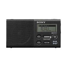 Sony XDR-P1DBP - Radio (Portátil, Digital, DAB,DAB+,FM, 87,5-108 MHz, 174,928...