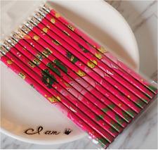 1 Set = 12 Peppa Pig Pencil Stationery Writing ~ Gift/ Birthday Lolly Bag/ Award