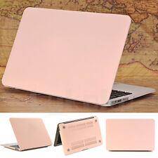 "Rose Quartz/Baby Pink Anti-Scratch Matte Case Cover for MacBook Air Pro 13""/13.3"
