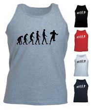 Human Rugby Evolution Athletic Vest Tank Top