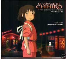 Le Voyage De Chihiro - 2001 Joe Hisaishi -Soundtrack CD