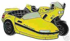 Pin Anstecker Triumph Super 3 Gespann Motorrad Art 0535 Beiwagen Sidecar