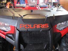 Sportsman 500 570 400 450 2011+ Polaris bumper stickers decals front & rear
