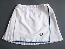 Vintage Fred Perry Tennis Sports Skirts W24 in. W26 W28 W30 W32 W34 Retro Preppy