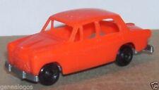 MICRO CADUM PAX 1/72 no HO FIAT 1200 GRAND LUXE BERLINE 1957 couleur au choix