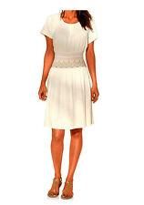 Shirt-Kleid. Rick Cardona by heine. Ecru. NEU!!! KP 59,90 € SALE%%%