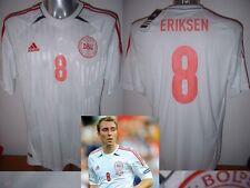 Dinamarca Eriksen Adidas BNWT Adulto M L Xl Camisa Camiseta Fútbol Tottenham Hotspur W