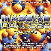 Massive Dance 99, Vol 2 - Twin CD Album, Excellent Tracklist