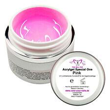 Special One Acrylgel PINK, wie UV Gel, Babyboomer Gel, Cremig & stabil