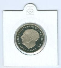 BRD  2 DM Heuss PP  (Wählen Sie zwischen den Jahrgängen: 1972 - 1973 und DFGJ)