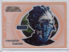 Star Trek  Voyager CTH   IS4 Orange card