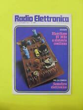 RADIO ELETTRONICA SETTEMBRE 1975