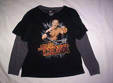 Girl's WWE John Cena top sz L (7)