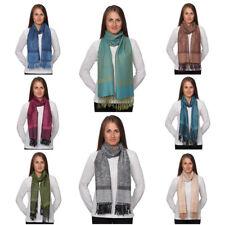 Fashion Womens warm winter scarves Pashmina Silk Scarf Wraps Shawl winter scarfs