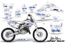 AMR RACING MOTOCROSS BACKGROUND DECO STICKER KIT HONDA CR 125 250 R 02-12 SHUW