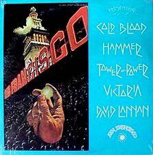 SAN FRANCISCO RECORDS - V.A.- COLD BLOOD, HAMMER- SS LP