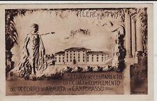 #CAMPOBASSO: SCUOLA DI RECLUTAMENTO UFF. DI COMPLEMENTO IX CORPO D'ARMATA