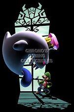 RGC Huge Poster - Luigi's Mansion Dark Moon Nintendo GameCube 3DS - MAR013
