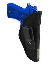New Barsony Tuckable IWB Holster for Full Size 9mm 40 45 Pistols