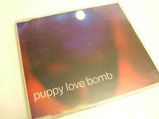 PUPPY LOVE BOMBNot ListeningCD SingleRough TradeR3203