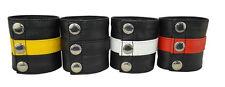 AW-909 Leder Armband,Lederstulpe,leather bracers,Gelenkbörse,Ledermanschetten