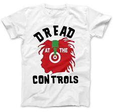 Dread At The Controls Worn By Joe Strummer T-Shirt 100% Premium Cotton Mikey