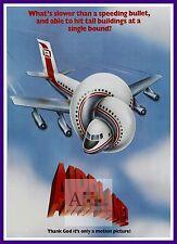 Airplane     Comedy Movie Posters Classic Cinema