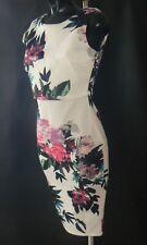 AX PARIS Sleeveless 2 in 1 Midi Dress Bodycon Dress Size 10 NEW TAGS