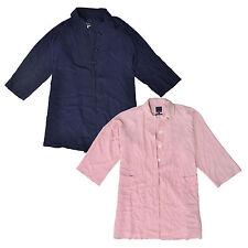 Tommy Hilfiger Jacket Womens Silk Runway Collection Buttondown Blue Pink New Nwt
