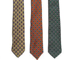 $115 Polo Ralph Lauren Mens Hand Made In Italy Paisley Skinny Slim Silk Neck Tie